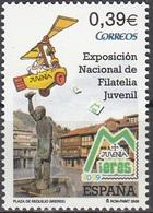 España 2009 Michel 4465 Neuf ** Cote (2010) 0.80 Euro Exposition Philatélique Juvenia Mieres - 1931-Aujourd'hui: II. République - ....Juan Carlos I