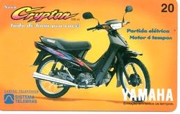 Yamaha Télécarte Moto Motor Sports - Sport  Phonecard (G 442) - Motos