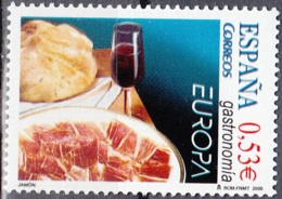 España 2010 Michel 4041 Neuf ** Cote (2015) 1.50 Euro Europa CEPT Gastronomie - 1931-Aujourd'hui: II. République - ....Juan Carlos I