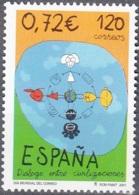 España 2001 Michel 3654 Neuf ** Cote (2008) 1.50 Euro Journée Postale Mondiale - 1931-Aujourd'hui: II. République - ....Juan Carlos I