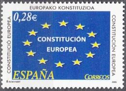 España 2005 Michel 4016 Neuf ** Cote (2008) 0.60 Euro Constitution Européenne - 1931-Aujourd'hui: II. République - ....Juan Carlos I