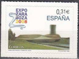 España 2008 Michel 4296 Neuf ** Cote (2008) 0.60 Euro Exposition Universelle De Zaragoza - 1931-Aujourd'hui: II. République - ....Juan Carlos I