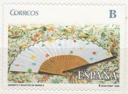 España 2009 Eventail Neuf ** - 1931-Aujourd'hui: II. République - ....Juan Carlos I