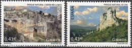 España 2009 Parcs Naturels Neuf ** - 1931-Aujourd'hui: II. République - ....Juan Carlos I