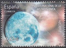 España 2009 Yvert 4118 Neuf ** Cote (2015) 1.90 Euro Europa CEPT L'astronomie - 1931-Aujourd'hui: II. République - ....Juan Carlos I