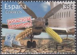España 2017 Aviation Humanitaire Neuf ** - 1931-Aujourd'hui: II. République - ....Juan Carlos I