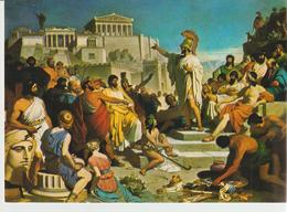 1-Storia Della Grecia: Pericle Si Rivolge Agli Ateniesi Sulla Collina Di Pnyx-Nuova - Storia