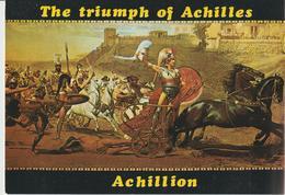 3-Storia Della Grecia: Il Trionfo Di Achille-Nuova - Storia