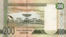 Gambia P.36 200 Dalasis 2015   Unc - Gambie