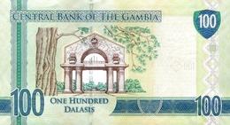 Gambia P.35 100 Dalasis 2015   Unc - Gambia