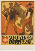 4-Storia Della Svizzera-Poster Per Eidg.-Nuova - Storia