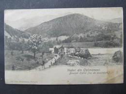 AK CALIMANESCI Bivolari Calini 1900 Walachei  //  D*34949 - Rumänien