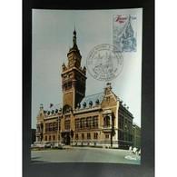 Carte Maximum - Congrès Philatélique De Dunkerque - 24/5/1980 - Maximum Cards