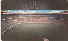 RPPC ESTADIO JALISCO STADIUM GUADALAJARA MEXICO 1970 - Fútbol