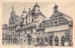 MALINES - Hôtel De Ville - Mechelen