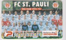 GERMANY-0284 - O 645 - FOOTBALL - FC ST. PAULI - 7.000EX. - O-Series : Séries Client