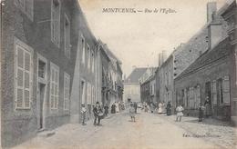 Montcenis Tambour De Ville - France