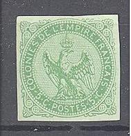Colonies Générales: Yvert N° 2(*), 4 Belles Marges; Clair; Voir Scan - Aquila Imperiale