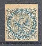 Colonies Générales: Yvert N° 4*, 4 Marges Dont 1 Bord De Feuille; Clair; Voir Scan - Aigle Impérial