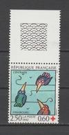 FRANCE / 1992 / Y&T N° 2783 (de Feuille) ** : Croix-Rouge (Tomi Ungerer) BdF - Gomme D'origine Intacte - France
