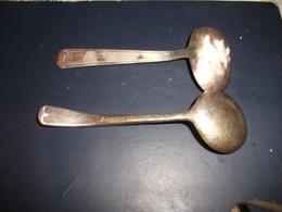Cuillère A Bouillie Et Cuillère A œuf - Dishware, Glassware, & Cutlery