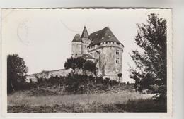 CPSM BALLON (Sarthe) - Le Château XIII°, XV° Et XVI° Siècle Le Donjon Et Murs D'enceinte - France