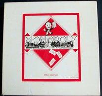 Monopoly 1965 / Anciens Francs - Autres