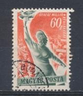 Hongarije/Hungary/Hongrie/Ungarn 1950 Mi: 1140 Yt: 977 (Gebr/used/obl/o)(3868) - Hongarije