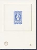 Nederland/Netherlands/Pays Bas/Niederlande 2013 Blauwdruk Nvph: BD 11 (PF/MNH/Neuf Sans Ch/**)(3871) - Neufs