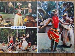 TAHITI - Show Tahiti Voyages - Danseuses D' Otéa. (Tahitienne) CPSM - Tahiti