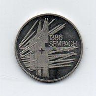 Svizzera - 1986 - 5 Franchi Commemorativi - SEMPACH - (MW1781) - Svizzera
