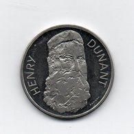 Svizzera - 1978 - 5 Franchi Commemorativi - HENRY DUNANT - (MW1782) - Svizzera