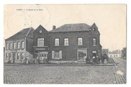 (22174-00) Belgique - Ligne - La Place De La Gare - Ath