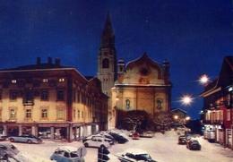 Cortina D'ampezzo - Belluno - Piazza Roma - Formato Grande Viaggiata – E 8 - Treviso