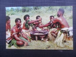 Yanqona Ceremony , Fiji - Fiji