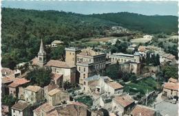 26 Rochegude      Vue Aerienne Sur Le Chateau Chateau De Rochegude  Cl  46.24 - Autres Communes