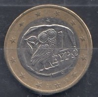 1euro Of Greece 2002 - Griekenland