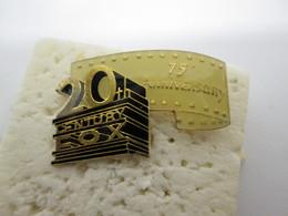 PIN'S      20 Th    CENTURY  FOX - Films