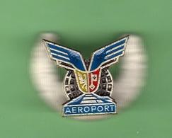 AEROPORT *** Verso LOCLE HUGENIN *** - Airplanes