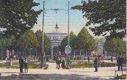 CPA Lettonie - Riga - Wöhrmannscher Park (avec Animation) - Lettonie