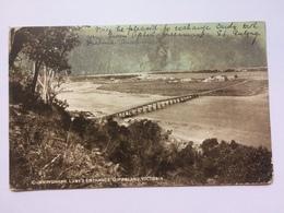 AUSTRALIA - Victoria - Cunningham Lake`s Entrance Gippsland - 1905 - Gippsland