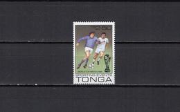 Tonga 1986 Football Soccer World Cup Stamp MNH - World Cup
