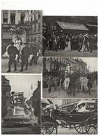 Antwerpen - Anvers : Cortège Colonial,6 Juin 1909 (12 Kaarten) - Postkaarten