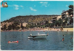 Spain, MALLORCA - PUERTO DE SOLLER, Playa, Beach, Used Postcard [22067] - Mallorca