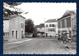 24. Saint-Vincent De Connezac. Place De La Mairie. Café-Restaurant G. Ardiller. 1964 - Other Municipalities