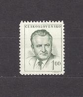 Czechoslovakia 1952 MNH ** Mi 740 Sc 564 Klement Gottwald. - Neufs