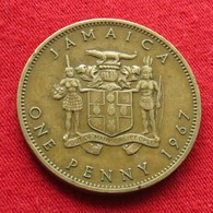 Jamaica 1 Penny 1967  Jamaique Jamaika Wºº - Jamaica