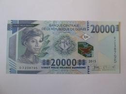 Guinea/Guinee 20000 Francs UNC Banknote - Guinée