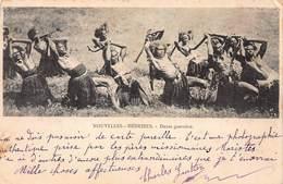 CPA NOUVELLES HEBRIDES - Danse Guerrière - Vanuatu