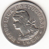 PORTUGAL - SAO TOME E PRINCIPE 1929     50 CENTAVOS. PESO 10 GRAMOS EBC .VER FOTO . CN 4349 - Portugal